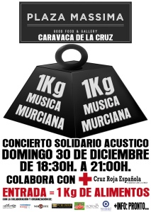 CARTEL CRUZ ROJA KILO